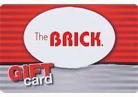 Looking for The Brick gift card(s)