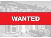 2 bedroom investment Terraced house wanted