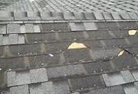 Shingle repair roof patch ups and Gutter/eavestrough repairs