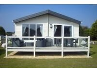 Oyster Bay, Goonhavern, Perranporth, Beautifully sited 2 bedroom Lodge on Watergate.