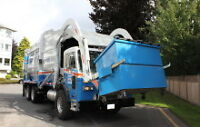 Class 5 Operator (Front End Bin Delivery and Removal)