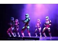 Burlesque Acts Wanted in Leeds for Star Wars Theme