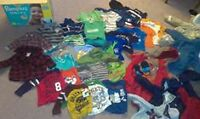 9-12month Boy Clothes over 60 items