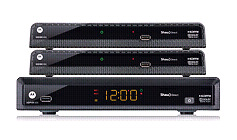 Shaw Direct HD PVR and HD Receivers