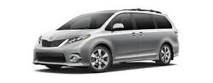 Wanted: 2011 or newer Toyota Sienna LE