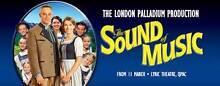 The Sound of Music -Brisbane Lyric Theatre- 2 x 3rd row seats South Brisbane Brisbane South West Preview