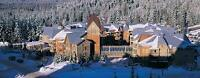 Exclusive Whistler Members Only resort