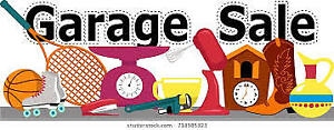 Garage Sale - Friday & Saturday, October 19th & 20th - KING CITY