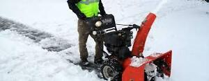 NEED YOUR SNOW TAKEN CARE OF THIS WINTER Windsor Region Ontario image 1