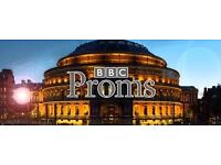PROM 66: FRONT ROW SEATS > BERLIN PHILHARMONIC AND SIMON RATTLE at The Royal Albert Hall