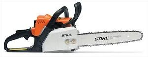 "Stihl MS170 Brand New 16"" Chainsaw Special Kitchener"