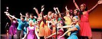 Performing Musical Theatre Group for ages 9-18!