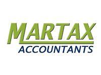 Accountants for contractors - from £65+VAT