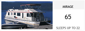 Waterways House Boat Vacation Gift Certificate
