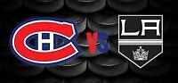 Montreal Canadiens V.S L.A Kings