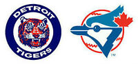 Tigers Jays Sunday July 5th Tickets available