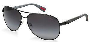 29925016b6 Men s Prada Aviator Sunglasses