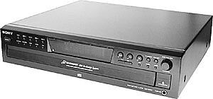 Sony CD Player (5 disc) CDP-CE275