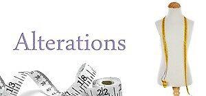 Clothes Alterations & Repairs.