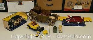 Assorted Model Cars & Dinky Toys