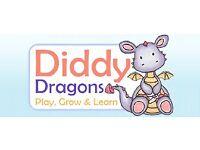 Diddy Dragons Playgroup Eckington - From newborn upwards
