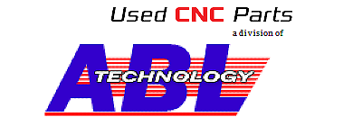 Used CNC Parts