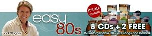 Easy-80s-10-CD-Time-Life-NEW-2011-set-150-songs