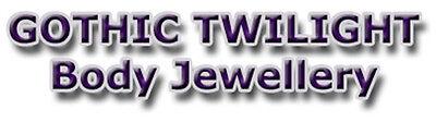 Gothic Twilight Body Jewellery
