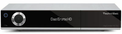 TechniSat DigiCorder HD S3 (320 GB) Festplatten-Recorder Twin Sat Receiver HD+