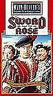 The Sword and The Rose VHS