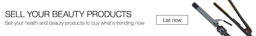 Sell Your Beauty Products | List now