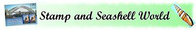 Stamp and Seashell World