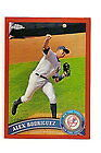 2011 Topps Chrome Orange Refractor Alex Rodriguez MINT to Pack!!!!!