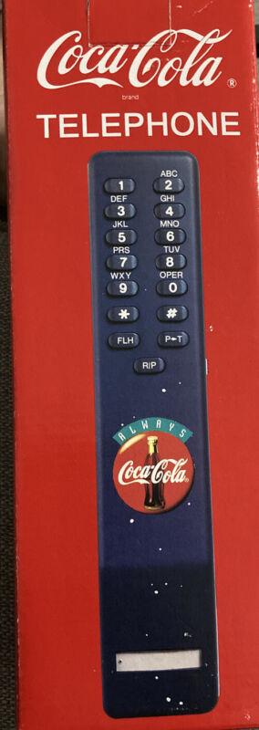 Vintage 1994 COCA-COLA POLAR BEAR TELEPHONE