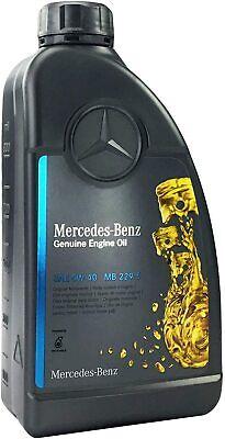 Original Mercedes Benz MB 229.5 5W-40 Motoröl 5W40 Motorenöl Engine Oil 1 Liter