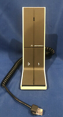 Motorola Mobile Desk Microphone Hmn1038d Working M100 Maxtrac M120130 M208