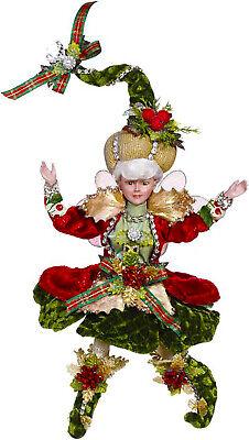 "[Mark Roberts Fairies - Holly Belle Princess Fairy 51-97288 Small 10"" Figurine </Title]"