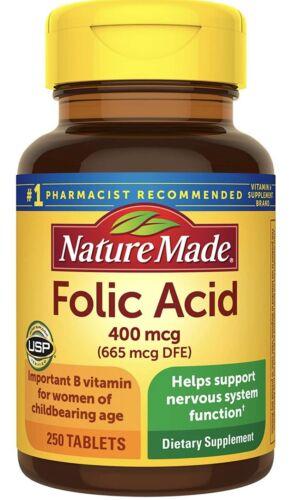 #1 Mejores Pastillas Acido Folico Para Ninos Hombres Mujeres Embarazadas Natural