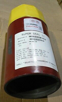 Halliburton Super Seal Ii 6-58 L-80 Grade Float Well Collar