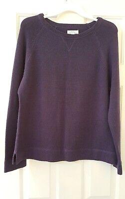 d6aa5cbeaa Great Northwest Women s Purple Lavender Sweater Size L