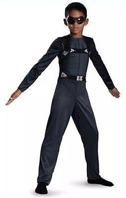 Marvel Falcon Costume Captain America Winter Soldier Boy Small (6) Free S/H (Captain Falcon Kostüm)