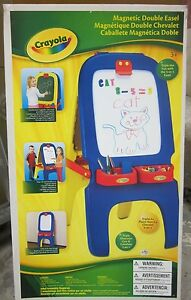 3-1 Easel w/Accessories for Daycare or Home Use
