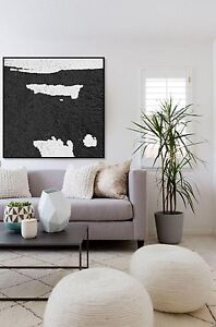 Abstract Large Painting Canvas Wall Art