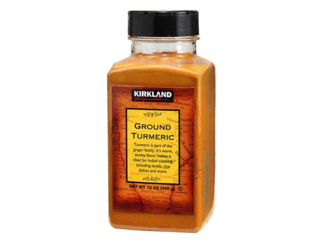 🔥 Kirkland Signature Ground Turmeric 12 OZ 🔥