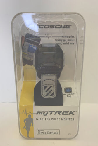 Scosche myTREK Wireless Pulse Monitor - Manage Pulse Trainin