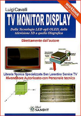 TV LED OLED 3D E OLOGRAFICA MONITOR DISPLAY TELEVISIONE NUOVO CORSO INTRODUTTIVO