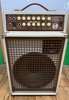 """SWR California Blonde 200w 2-Channel 1x12"""" Acoustic Instrument Amp (Guitar)"""