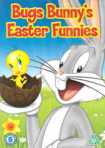 BUGS BUNNY'S EASTER FUNNIES - DVD BRAND NEW SEALED