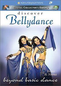 Discover Bellydance BEYOND BASIC DANCE (DVD) Veena & Neena Bidasha learn how to