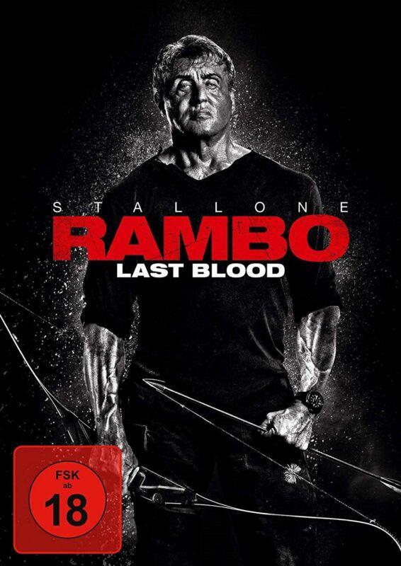 Rambo 5 Last Blood DVD NEU OVP Sylvester Stallone